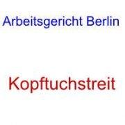 Kopftuch Arbeitsgericht Berlin Lehrerin