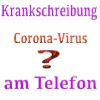 AU-Bescheinigung per Telefon