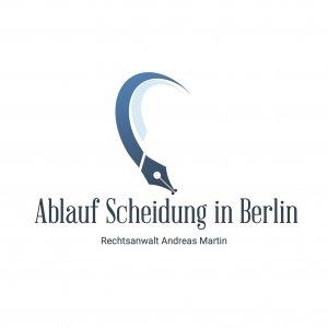 Wie läuft das Scheidungsverfahren in Berlin ab?