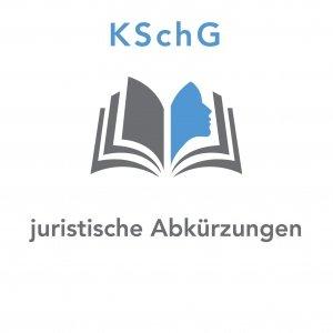 Juristische Abkürzungen- heute das KSchG