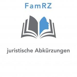 juristische Abkürzungen: heute FamRZ