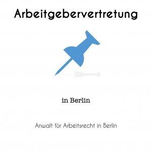 rechtsanwalt für arbeitgeber berlin