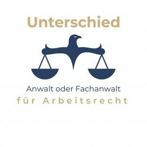 Was ist der Unterschied zwischen Fachanwalt für Arbeitsrecht und Anwalt für Arbeitsrecht?
