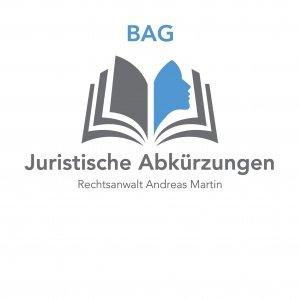 juristische Abkürzungen heute: BAG