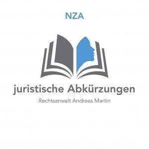 JURISTISCHE ABKÜRZUNGEN: HEUTE NZA