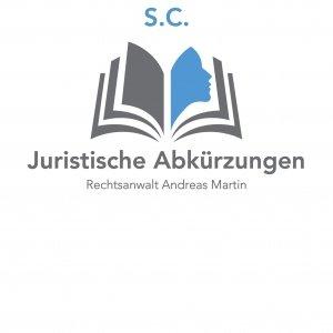 juristische Begriffe: heute S.C.