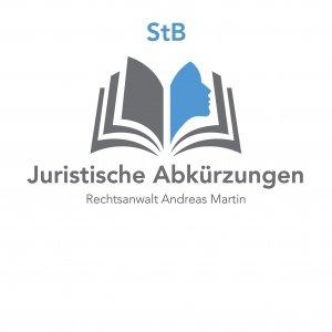 juristische Abkürzungen heute: StB