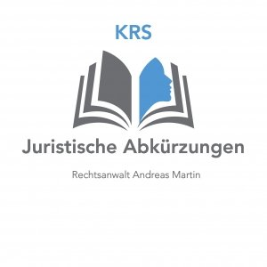 juristische Abkürzungen: heute KRS